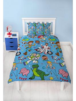 Toy Story Toy Story 4 Rescue Single Duvet Cover Set Picture