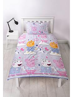 peppa-pig-sleepy-single-duvet-cover-set