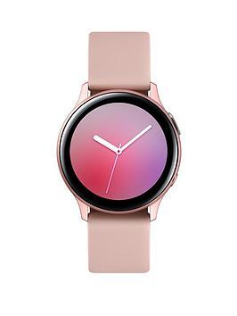 Samsung Samsung Galaxy Watch Active2 Aluminium 44Mm Pink Gold Picture