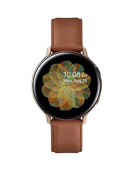 Samsung Samsung Galaxy Watch Active2 4G Stainless Steel 44Mm Gold Picture
