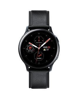Samsung Samsung Galaxy Watch Active2 4G Stainless Steel 44Mm Black Picture