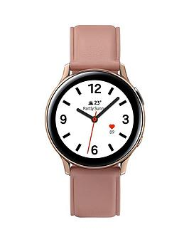 Samsung Samsung Galaxy Watch Active2 4G Stainless Steel 40Mm Gold Picture