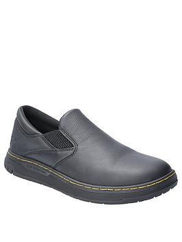 Dr Martens Dr Martens Brockley Safety Slip On Shoe Picture