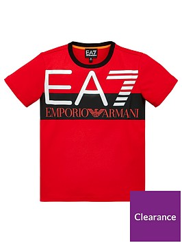 ea7-emporio-armani-boys-short-sleeve-visibility-logo-t-shirt-red