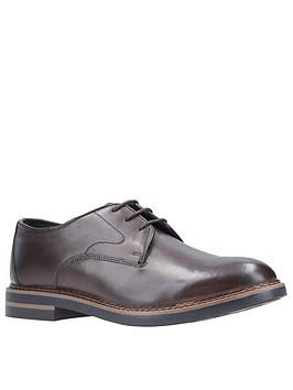 Base London Base London Base London Wayne Burnished Leather Lace Up Shoe Picture