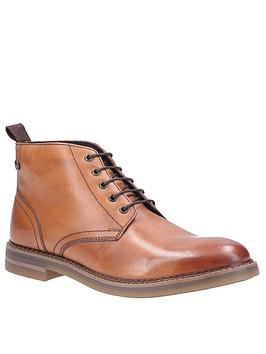 Base London Base London Base London Raynor Burnished Leather Lace Up Boot Picture