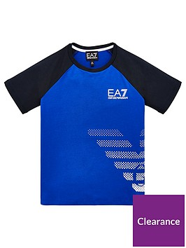 ea7-emporio-armani-boys-short-sleeve-7-colours-t-shirt-blue