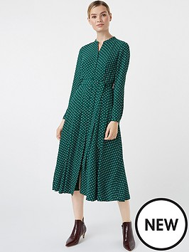 hobbs-tarini-dress-greenivory