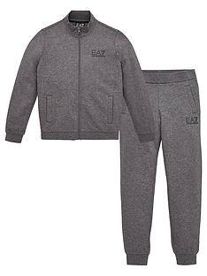 ea7-emporio-armani-boys-funnel-neck-logo-tracksuit-dark-grey