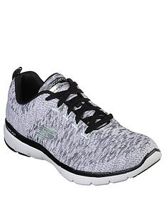 skechers-flex-appeal-30-trainer-greyblack