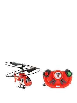 Little Tikes Little Tikes You Drive Rescue Chopper Picture