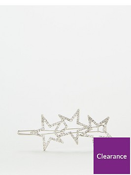 v-by-very-diamante-star-hair-clip