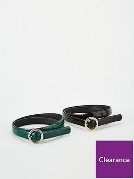 michelle-keegan-2-pack-belts-green