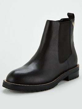 kurt-geiger-london-simone-ankle-boots-black
