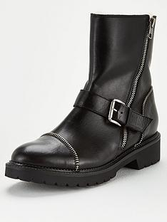 kurt-geiger-london-rudie-ankle-boots-black