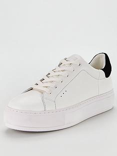 kurt-geiger-london-laney-trainers-white