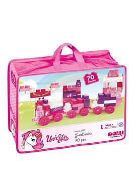 dolu-unicorn-jumblocks-70-pcs-in-bag