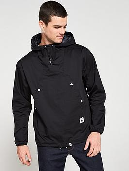 Pretty Green Pretty Green Forrest Overhead Jacket - Black Picture