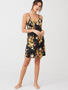 v-by-very-satin-floral-slip-dress-print