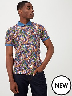 pretty-green-paisley-print-polo-shirt-multiple-colours