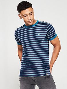 pretty-green-striped-ringer-t-shirt-navy