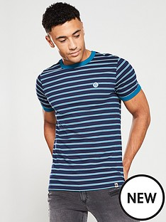pretty-green-striped-ringer-t-shirt-navy