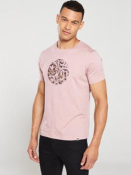 pretty-green-barley-applique-t-shirt-pink