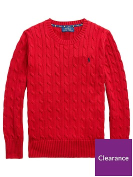 ralph-lauren-boys-classic-cable-knit-jumper-red