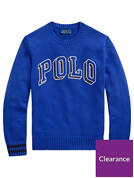 ralph-lauren-boys-polo-knitted-jumper-royal-blue