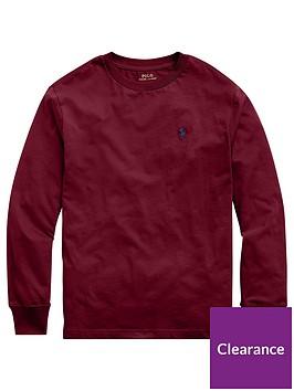 ralph-lauren-boys-classic-long-sleeve-t-shirt-dark-red