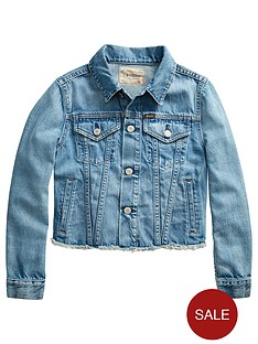 ralph-lauren-girls-polo-print-denim-jacket-blue