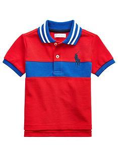 ralph-lauren-baby-boys-colourblock-polo-shirt-red