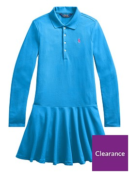 ralph-lauren-girls-classic-polo-dress-blue