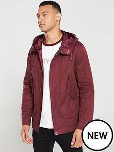 pretty-green-cooper-short-parka-jacket-burgundy