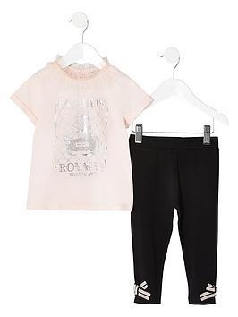 river-island-mini-mini-girls-print-t-shirt-outfit-pink