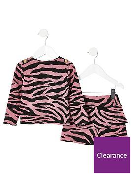 river-island-mini-mini-girls-zebra-print-outfit-pink