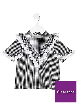river-island-mini-mini-girls-gingham-check-blouse-black