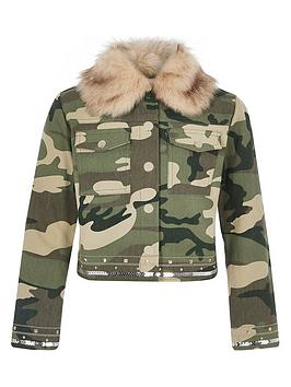 river-island-girls-embellished-camo-jacket-khaki