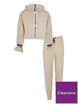 river-island-girls-ri-active-tape-zip-hoodie-outfit-beige