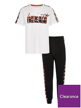 river-island-boys-living-the-dream-pyjama-set-white