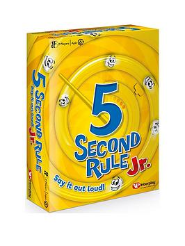 Very  5 Second Rule Jr.