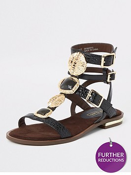river-island-gladiator-sandals-black