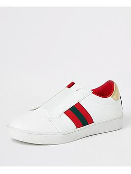 river-island-river-island-side-stripe-slip-on-trainers-white