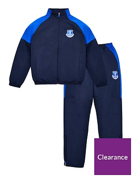 everton-source-lab-junior-woven-tracksuit-navy