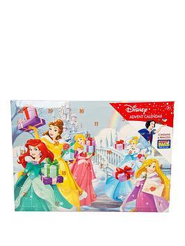 Disney Princess Disney Princess Princess 6 Puzzle Pal Advent Calendar Picture