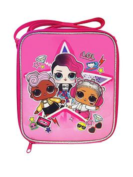 L.O.L Surprise! L.O.L Surprise! Lol Surprise Pink Rock Lunch Bag & Pink  ... Picture