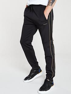 supply-demand-shine-tracksuit-joggers-black