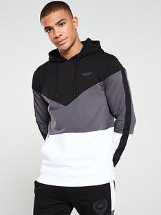 supply-demand-angle-tracksuit-hoodie-blackgreywhite
