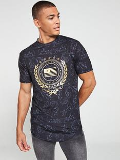 supply-demand-ancestor-t-shirt-black