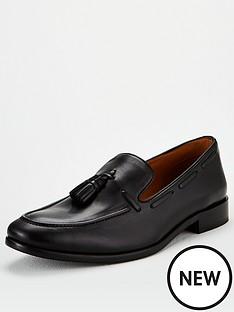 kg-levi-tasselnbsploafers-black